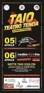 20 TAIO TEATRO TENDA - TRENTO 05-06_04_2013