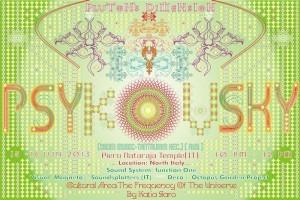 22 Pluton´s Dimension Monte Baldo - Avio (TN) 15_06_2013 LIVE- PSYKOVSKY *** 12 hours DJS- PIERO ***NATARAJA TEMPLE