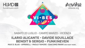 24 Vibes Festival Vicenza 20-07-2013