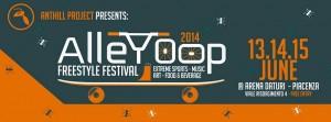 42 Alley Oop Festival - Piacenza - Arena Daturi - 13-14-15 giugno 2014