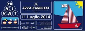 45 Covo Di Nord Est Portofino - Santa Margherita Ligure 11_07_2014 HI-HAT