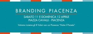 63 Branding Piacenza 11-12_04_2015 Piazza Cavalli