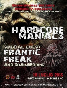 71 Black House Piacenza 18_07_2015 Hardcore!