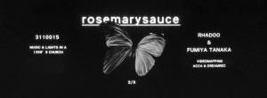 74 Rosemarysauce Cusago 31-10-2015