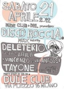8 DUDE-CLUB - MILANO 21_04_2012