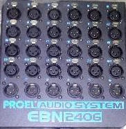 Proel audiosystemEbn2406