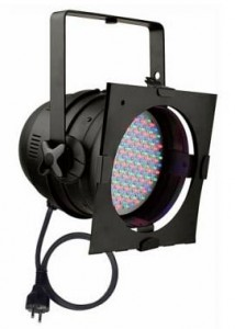 SHOWTEC PAR64 LED SHORT