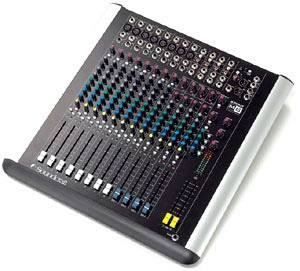 Soundcraft Spirit M8