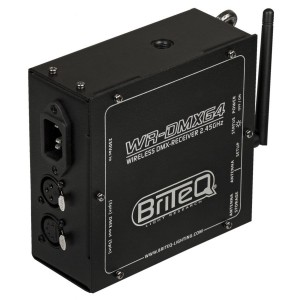 WR DMX G4 WIRELESS DMX RECEIV