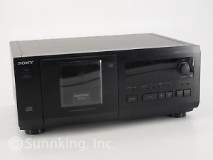 Sony CDP-CX53