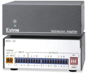 Splitter Extron mda3a
